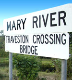 Traveston Crossing
