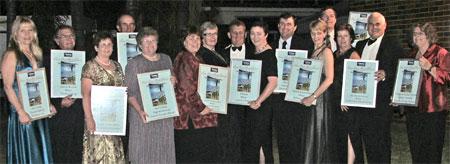 2006 South Burnett winners